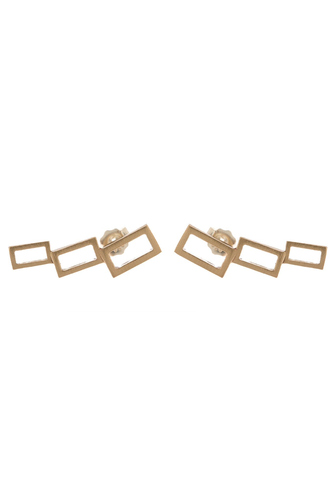 Bronze Trace Earrings