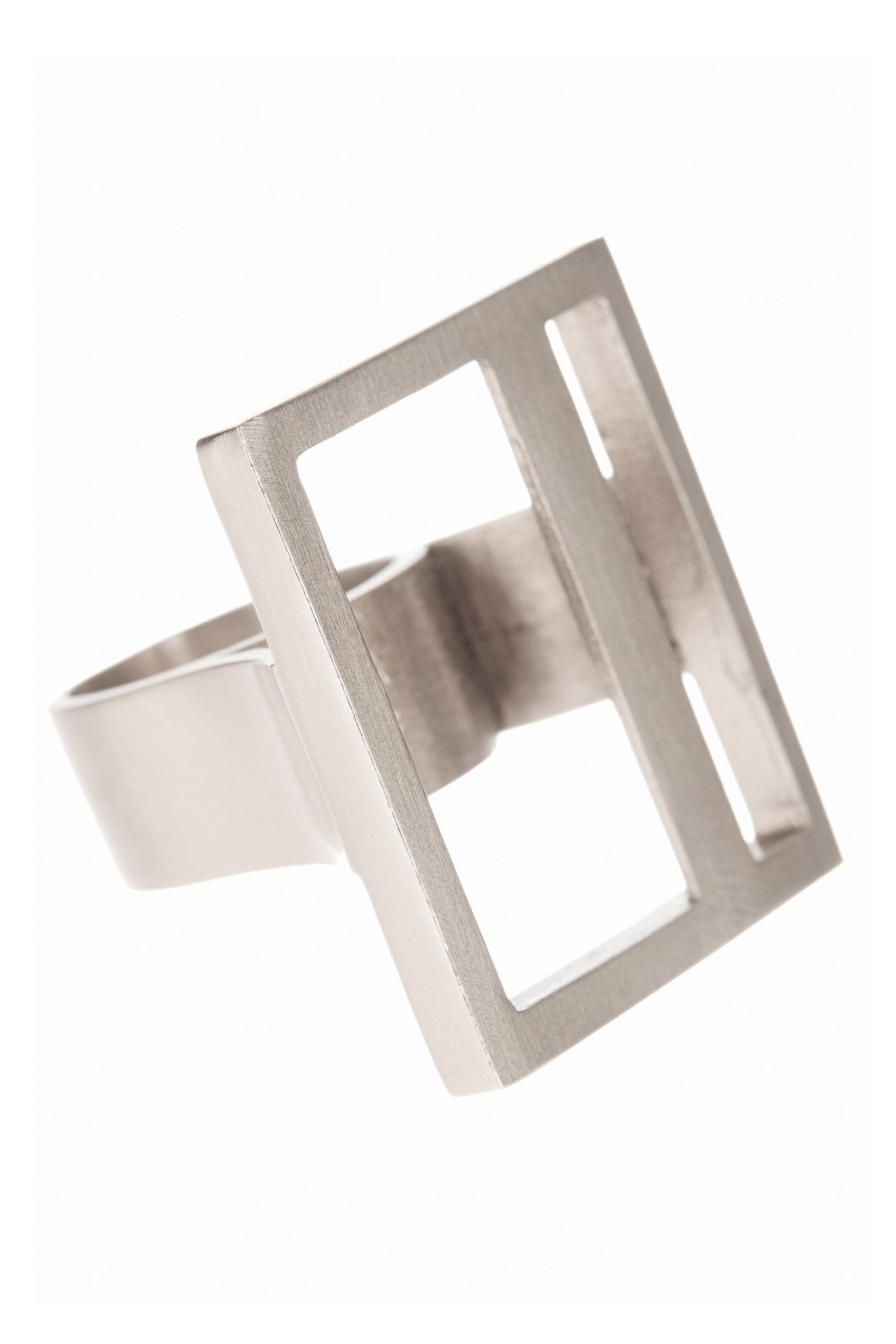 Silver Offprint Ring