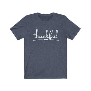 Thankful Thanksgiving Tee - My Eclectic Gem
