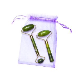 Jade Face Roller, Skin Care Gift Set - My Eclectic Gem