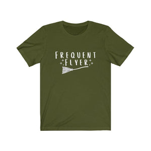 Frequent Flyer Tee - My Eclectic Gem