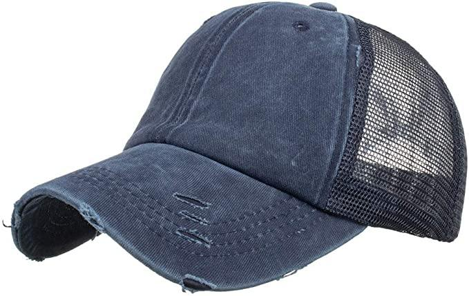 Baseball Cap, Navy - My Eclectic Gem