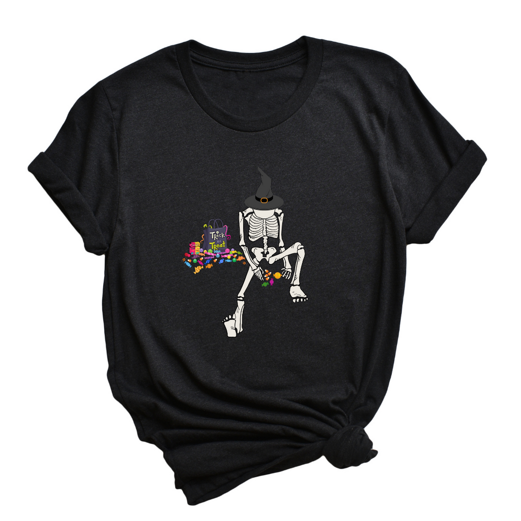 Halloween Treats Tee - My Eclectic Gem
