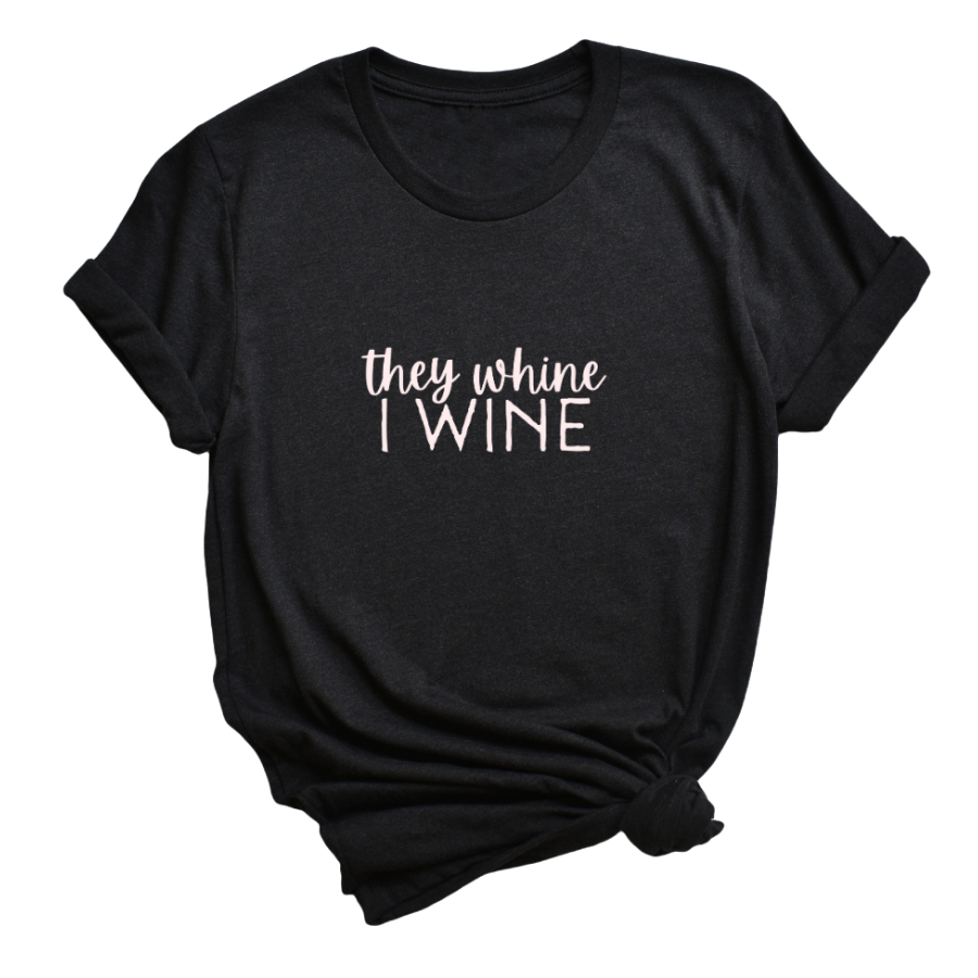 Wine Tee - My Eclectic Gem