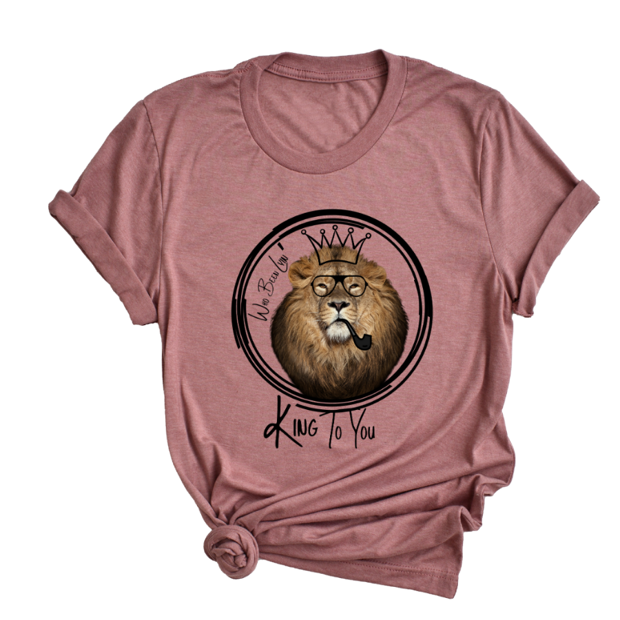 Lion King Tee - My Eclectic Gem