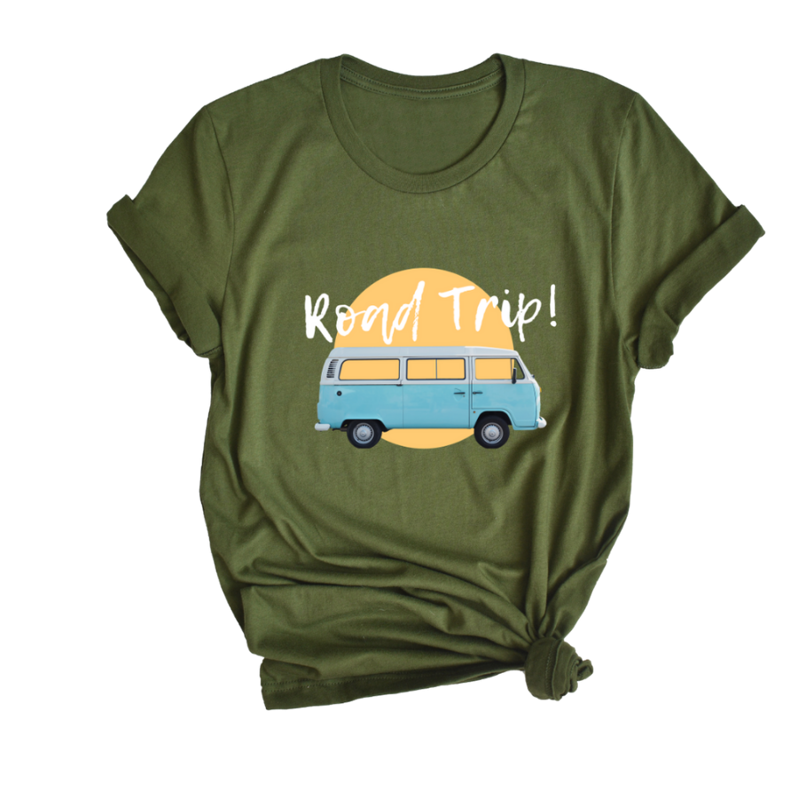 Road trip Tee - My Eclectic Gem