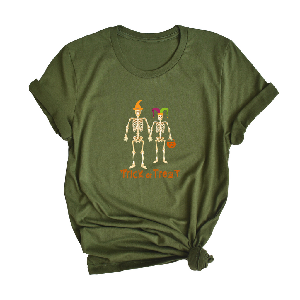 Trick or Treat Tee - My Eclectic Gem