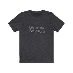 Virtual Party Tee - My Eclectic Gem