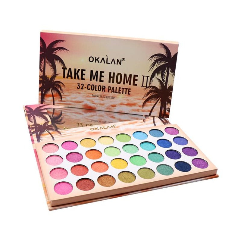 Take Me Home II Eyeshadow Palette
