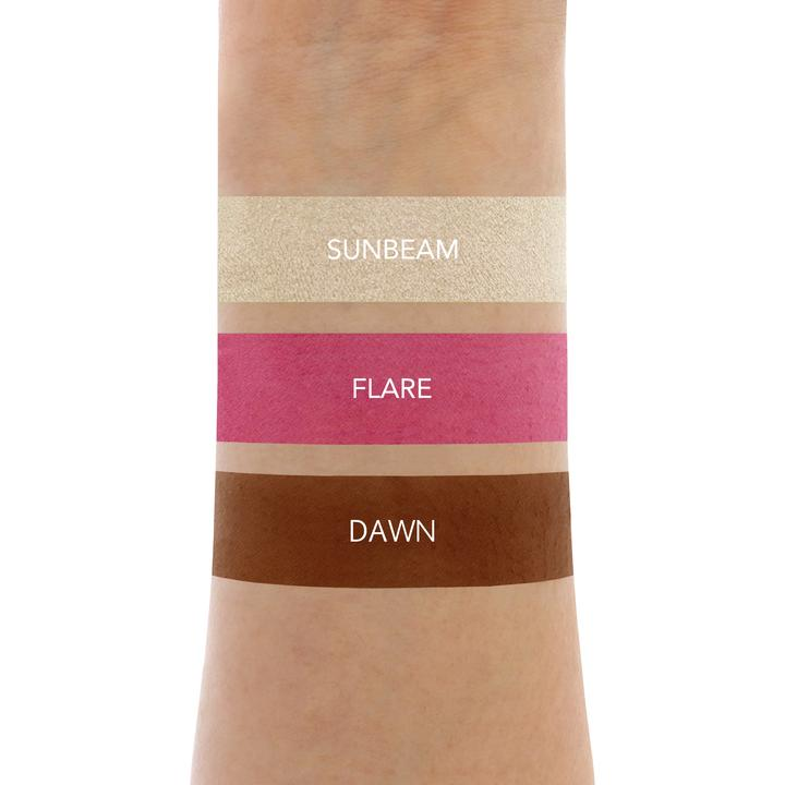 The Sun- Pressed Pigment Palette