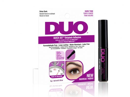 Duo Quick Set Dark Tone Adhesive