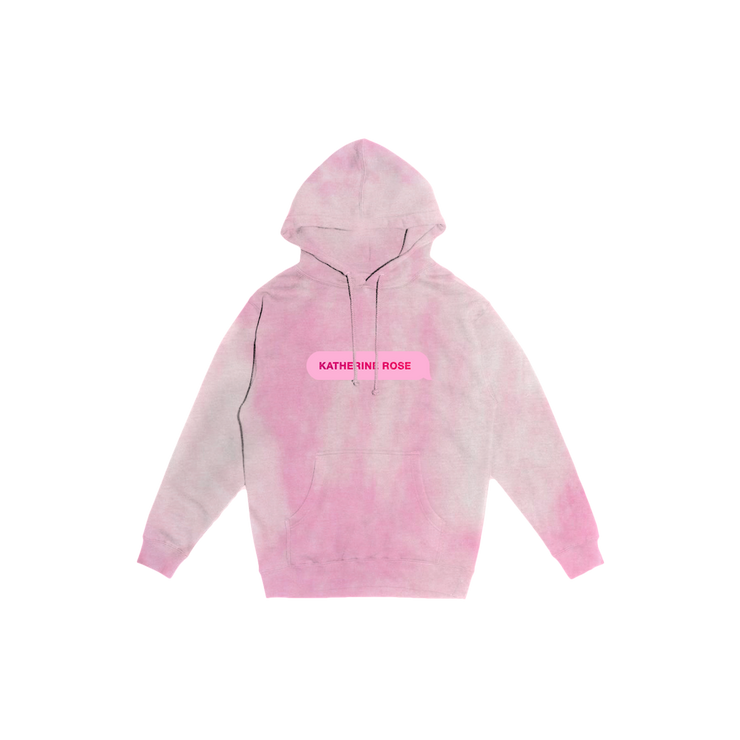 Cotton Candy Glitter Hoodie