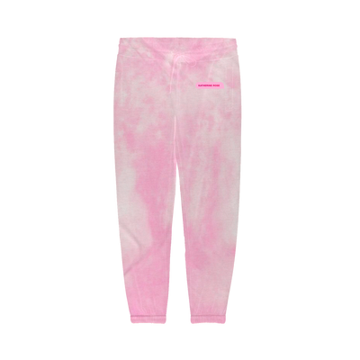 Cotton Candy Glitter Sweats