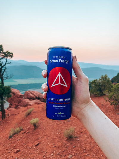 The Power of Nitric Oxide: Colorado-Based, Woman-Owned Wingman Smart Energy Beverage Set to Take Off with National Distribution