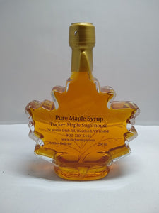 Vermont Maple Syrup Filled Maple Leaf by Tucker Maple Sugarhouse