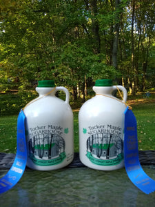 Maple Syrup Half Gallon Jugs by Tucker Maple Sugarhouse