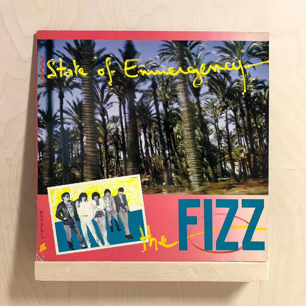 The Fizz - State Of Emergency