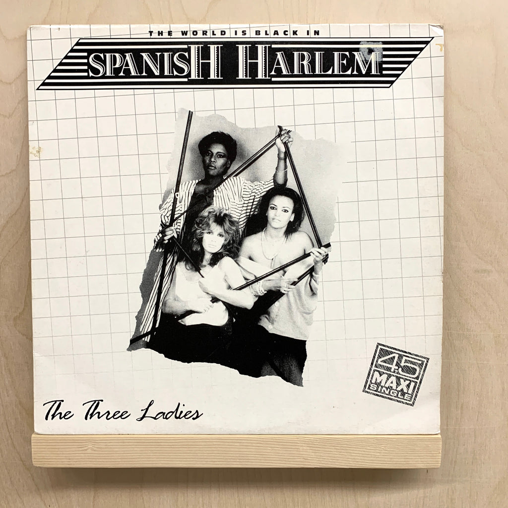 The Three Ladies - Spanish Harlem