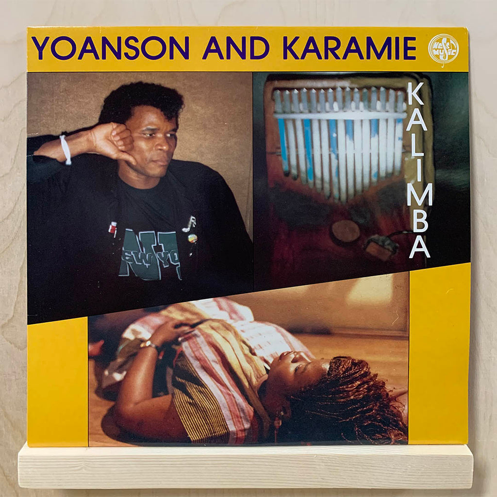 Yoanson and Karamie - Kalimba