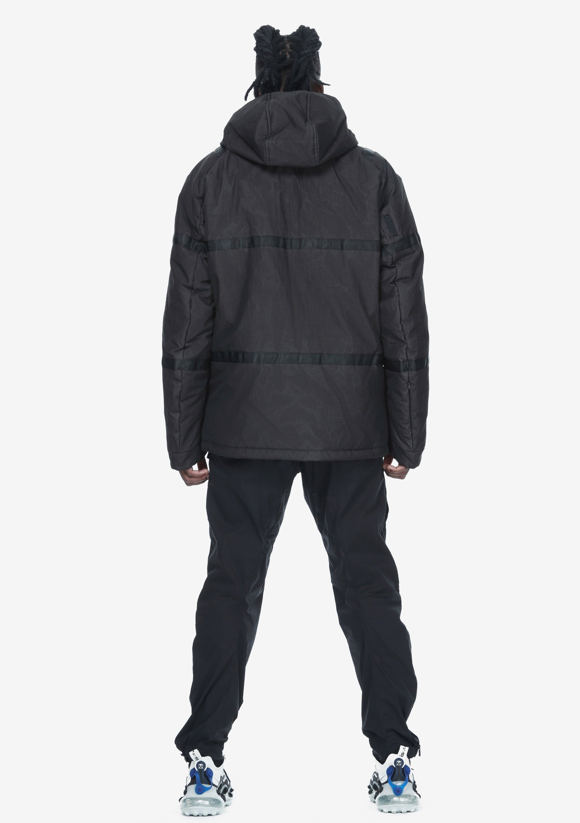 Short Hooded Jacket Qm267-13 DOPPLER