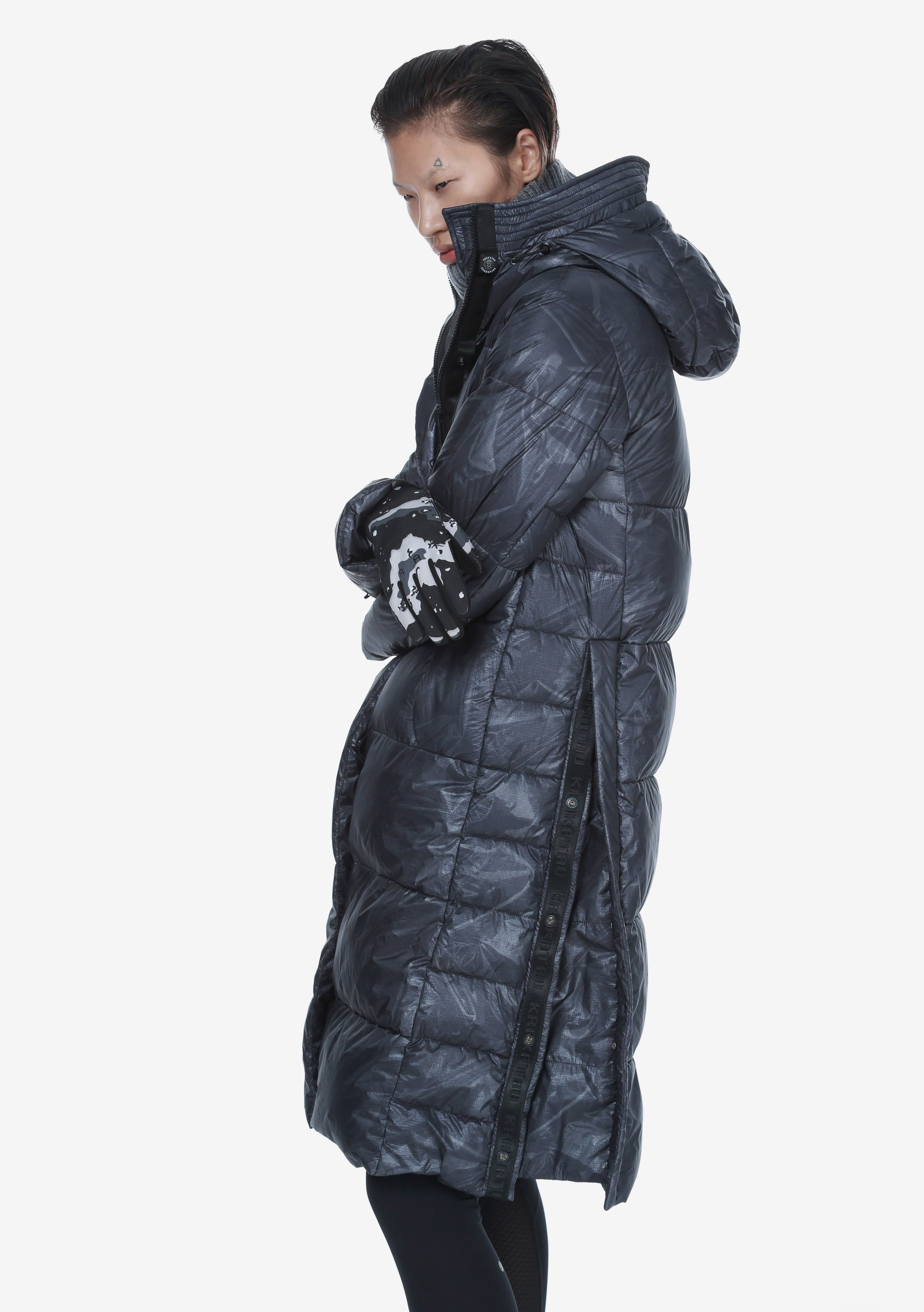 Long Down Jacket Qw265-21 AITKEN