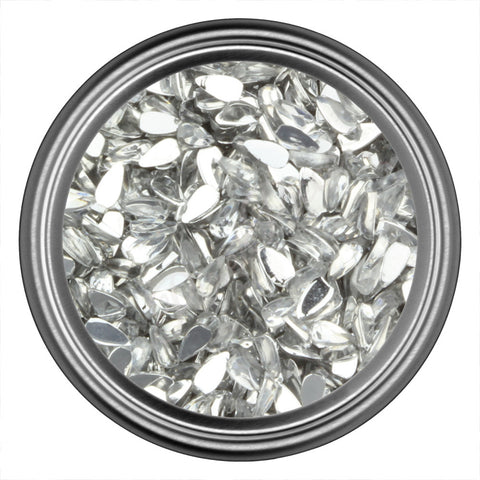 Crystal Tear Drop Rhinestones