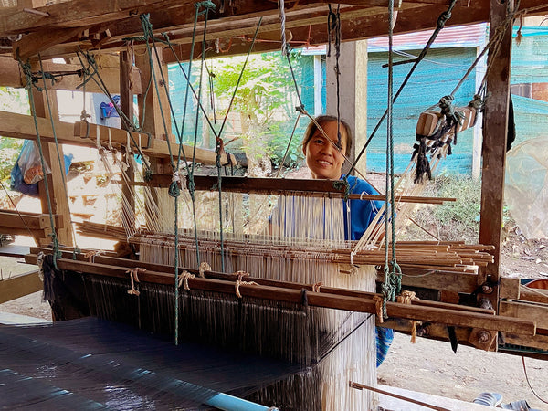 Weavers Project in Cambodia