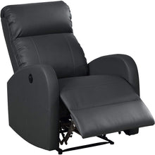 Load image into Gallery viewer, Sean Vibrating Power Reclining Chair With USB Port