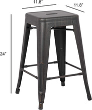 Load image into Gallery viewer, ACBS01 Swivel Barstool 2 Per Box