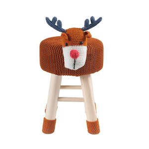 Stool-Deer Animal Stool / Ottoman