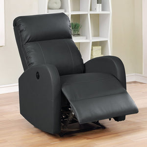 Sean Vibrating Power Reclining Chair With USB Port