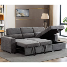 Load image into Gallery viewer, Gary Modern Sectional Sleeper Sofa