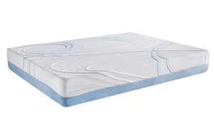 12-Inch CharcoGel Cool Gel and Charcoal Infused Memory Foam Mattress