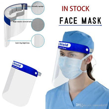 Load image into Gallery viewer, Face Shield with Elastic Band (10 PCS)