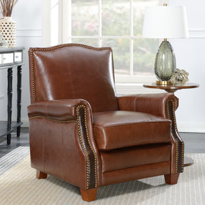 Landon Nail Head Accent Chair