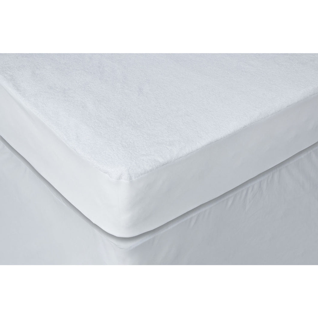 MP-Terry Crib Mattress Protector
