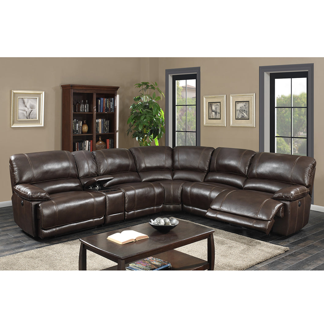 Olivia 6 Piece Power Sectional