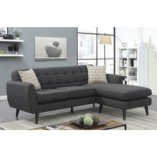 Load image into Gallery viewer, Havanna Reversible Chaise Sectional Sofa