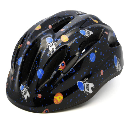 Small Kids Helmet Black