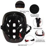 Extra Small Kids' Helmet - Adjustable - Black
