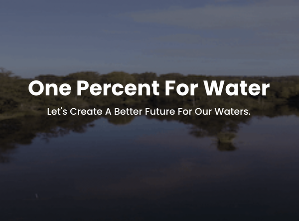 One Percent For Water