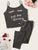 Eyelash & Slogan Graphic Cami Pajama Set