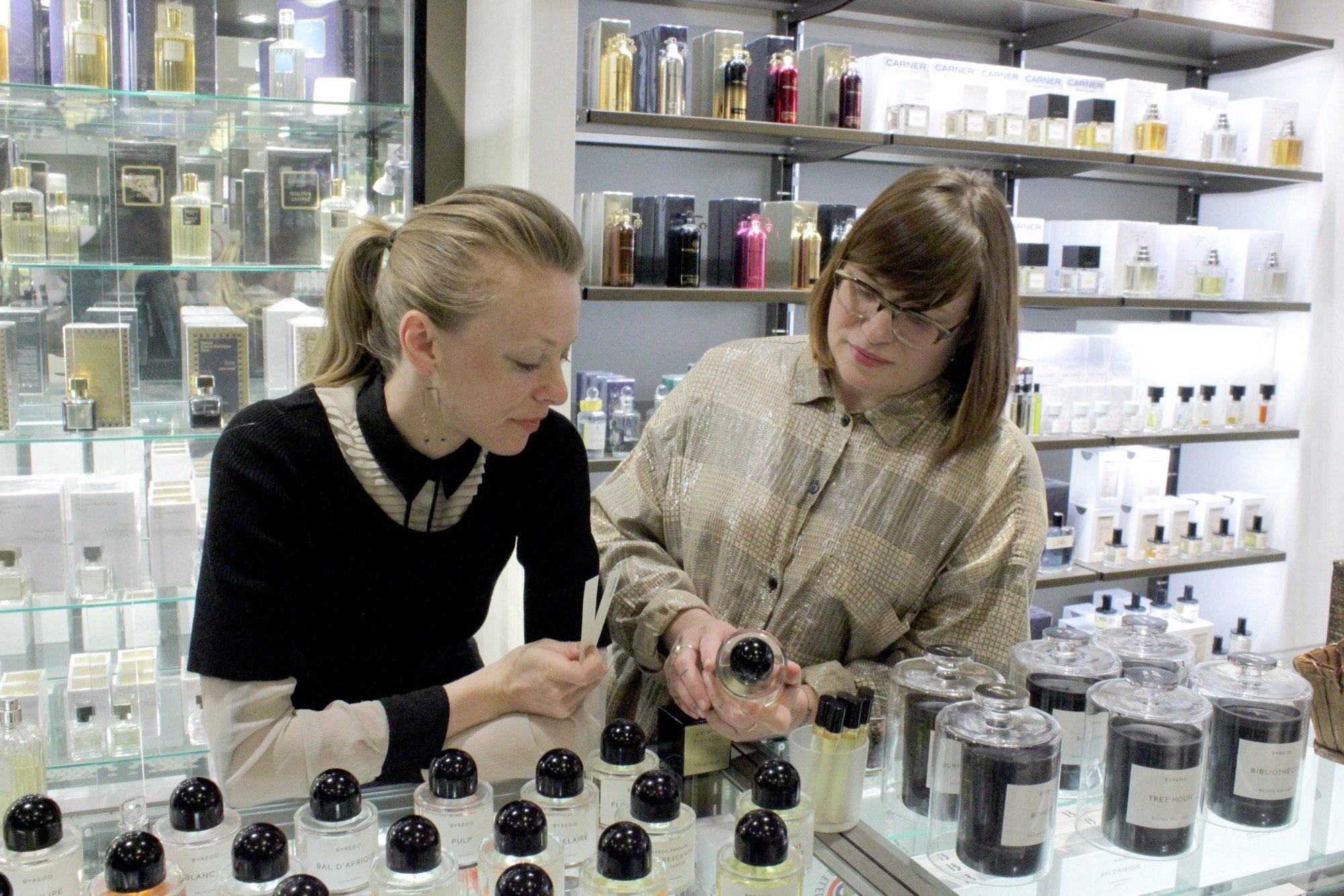 Tips & Tricks for Getting the Most Out of Your Fragrance with Tanja & Sharmane