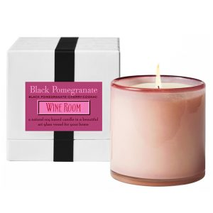 Wine Room Candle- Black Pomegranate by Lafco