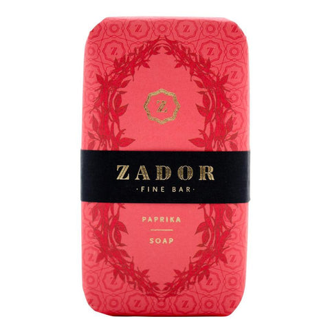 Zador Paprika Fine Soap Bar