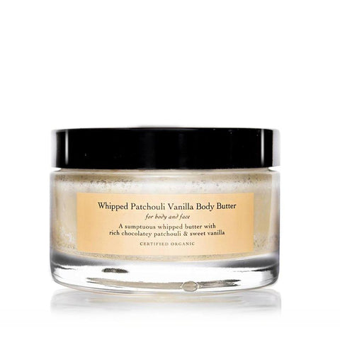 evanhealy Patchouli Vanilla Whipped Body Butter