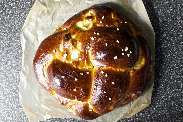 Smitten Kitchen Challah