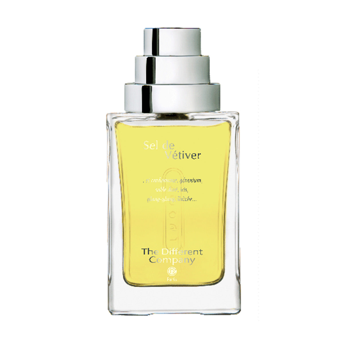 Niche Fragrance for Summer | The Different Company Sel de Vetiver Eau de Parfum