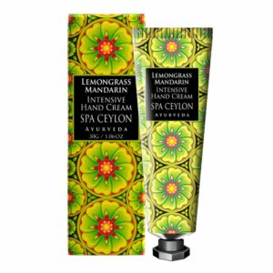 Lemongrass Mandarin Hand Cream