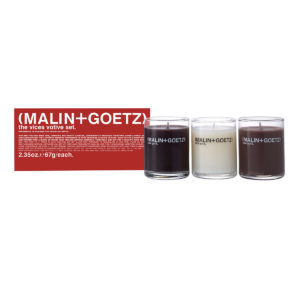 Malin + Goetz Vices Candle Set